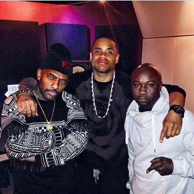 Mack Wilds with MOBB DEEP